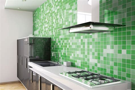 mosaic tiled splashback kitchen do it yourself make a mosaic splashback australian 7868