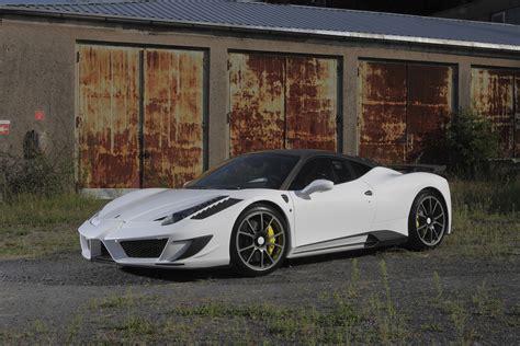2018 Mansory Ferrari 458 Italia Siracusa Hd Pictures
