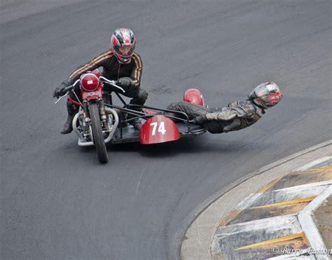Sidecar Motorcycle Racing Vintage Sidecar Racing At