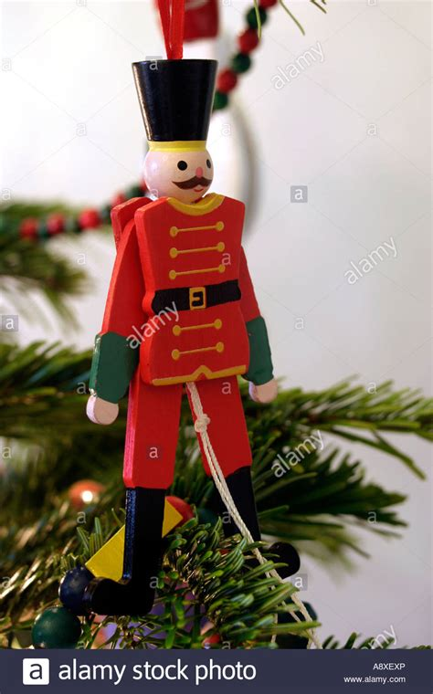 soldier christmas decoration stock  soldier