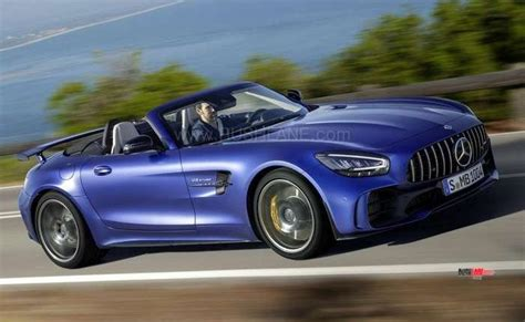 The amg gt dimensions is 4544 mm l x 2075 mm w x 1288 mm h. Mercedes AMG GTR Roadster debuts - Limited to 750 units, top speed 317 kmph