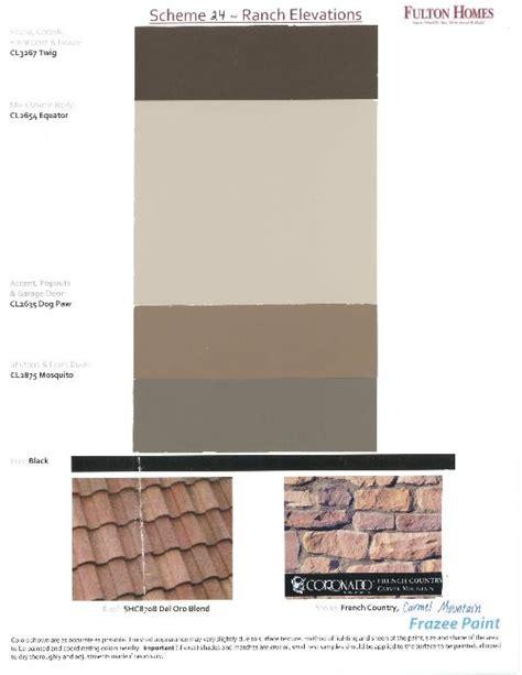 frazee paint color chart paint color ideas