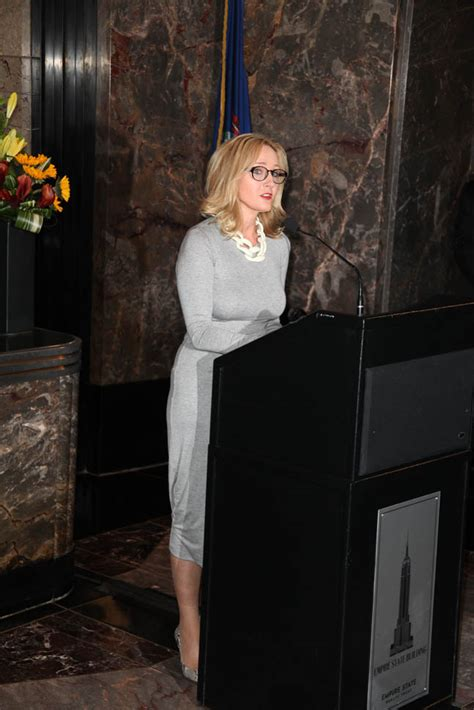 jk rowling lights  empire state building  mark launch