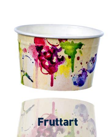bicchieri gelato coppette e bicchierini in carta per gelato