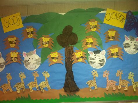 animal bulletin board by the wonderful mrs suzanne 159 | e13abd0ad99d287cad2d7212d94556e0