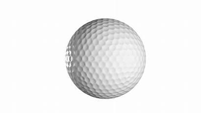 Golf Ball Transparent Balls Res 3docean Render