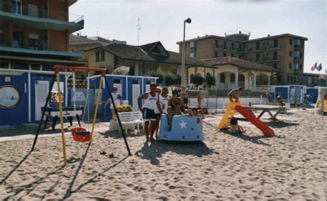 Bagno 5 Bellaria  Rimini Italy  Riviera Adriatica Italia
