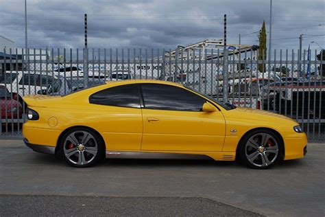 2003 Hsv Vy Gts Coupe