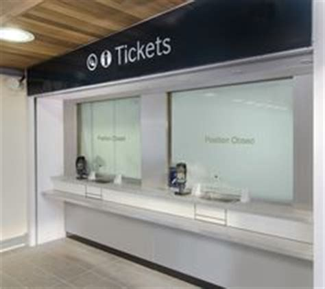 ticket offices images design retail counter