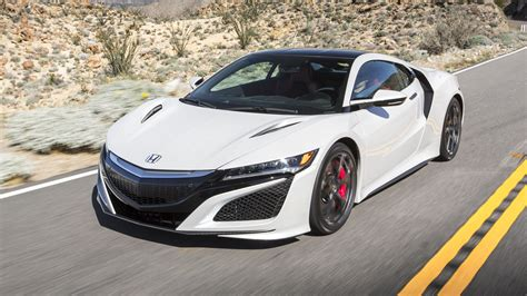 Acura Nsx by The Acura Nsx 2017 Has Arrived Fit My Car Journal