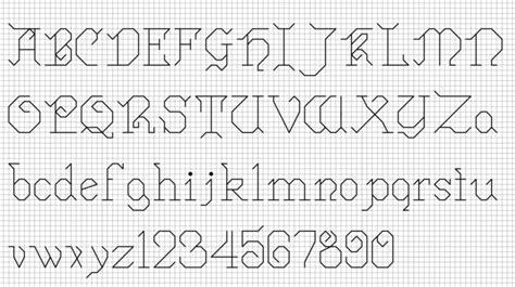 The Gallery For > Cross Stitch Font Backstitch. Inspector Gadget Logo. Irish Pub Murals. Chalkoptical Murals. Bathroom Ceiling Murals. Cookie Lettering. Fingernails Signs. Dumb Signs Of Stroke. Breast Cancer Logo