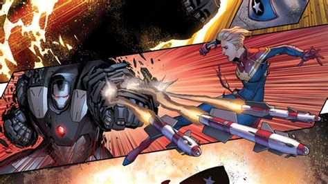 civil war ii comics marvel