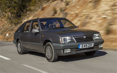 Vauxhall Cavalier Mk2 - the full story of the General's ...
