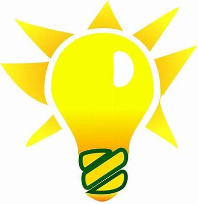 Bulb Idea Icon Clipart Theme Powerpoint Advertisement
