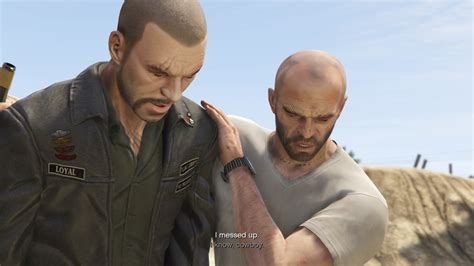 How To Save Johnny Klebitz From Trevor In Gta 5