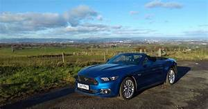 Ford Mustang GT Convertible review – It's time to hoof it - Daily Record