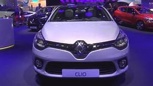 Clio Initiale Paris : renault clio initiale paris tce 120 edc 2016 exterior and interior in 3d youtube ~ Medecine-chirurgie-esthetiques.com Avis de Voitures