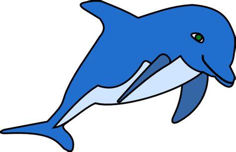 Dolphin Clipart Dolphin Clip At Clker Vector Clip
