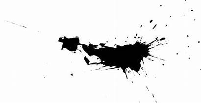 Splatter Paint Ink Transparent Splatters Vol Onlygfx