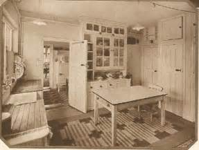 1940 Homes Interior Kitchens 1940s 20th Century Home