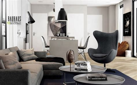 inspirational interior ideas  bauhaus architects