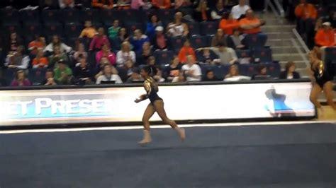 lsu gymnast britney taylor  auburn youtube