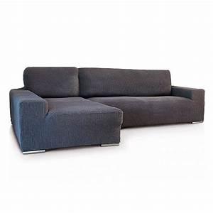 Housse De Canapé D Angle Extensible : couverture super lastique de chaise salon glamour ~ Melissatoandfro.com Idées de Décoration