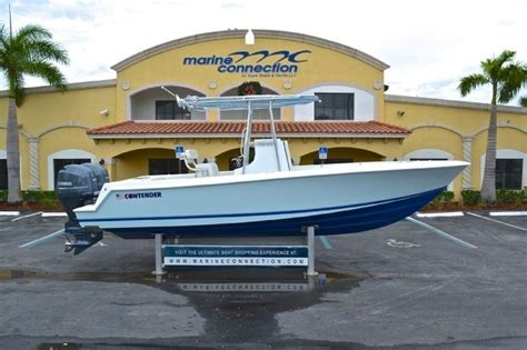 Contender Boats Colors by New 2013 Contender 25 Tournament Center Console Boat For