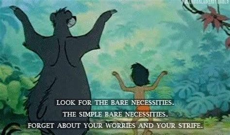 Jungle Book Inspirational Quotes