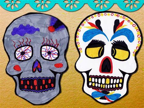 Me encanta escribir en español: El Día de Muertos