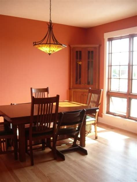 best about paint colors glow warm and orange walls