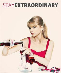 Stay Extraordinary - Taylor Swift for Diet Coke | TAYLOR ...