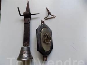 Sonnette Porte Entree : ancienne sonnette clochette porte clasf ~ Edinachiropracticcenter.com Idées de Décoration