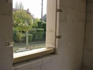 Pose Appui De Fenetre : construction monomur pose de menuiserie standard 9 ~ Melissatoandfro.com Idées de Décoration
