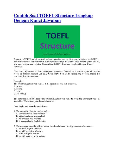 Our new office layout pembahasan : Soal Toefl Dan Kunci Jawaban 2019 - Kumpulan Contoh Surat ...
