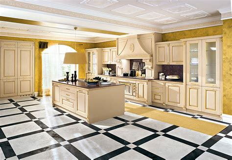 Pareti Cucina Gialle by 30 Idee Per Colori Di Pareti Di Una Cucina Classica