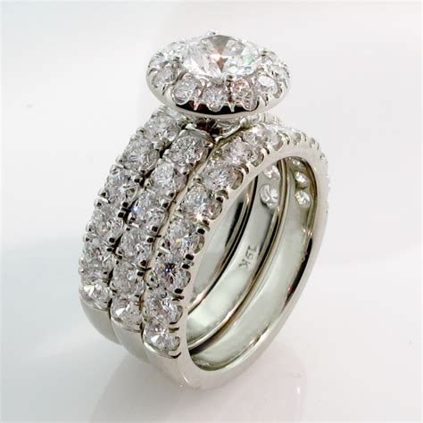 Custom Wedding Rings & Bridal Sets  Engagement Rings