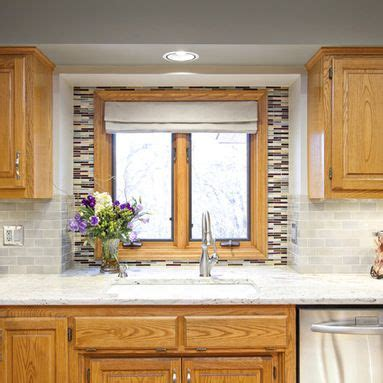 Paint Colors For Kitchens With Oak Cabinets Design Ideas