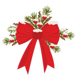 Free, quick, and very powerful. Christmas Bow | Christmas bows, Silhouette christmas ...
