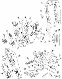 Hoover Uh70120 Windtunnel Vacuum Parts