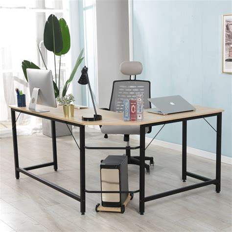 small computer desk home office desk laptop table for