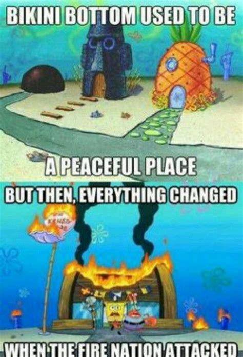 Spongebob Water Meme - spongebob avatar meme need a laugh pinterest babies avatar and lol