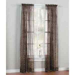 leopard print curtains drapes animal print curtains ebay