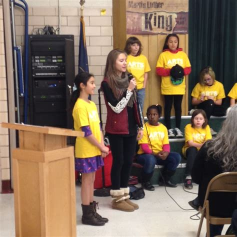 high school students organize after school program for
