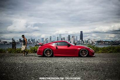 Modified 370z Nissan Coupe Cars Mobile