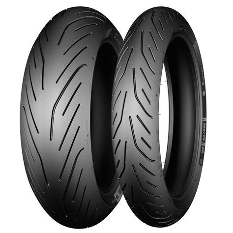 Michelin Pilot Power 3 Motorcycle Bike Tyre 120 70 17