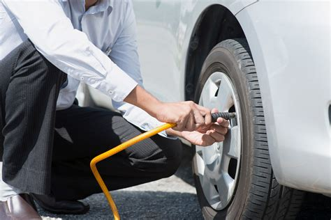 How To Add Air To Your Tires