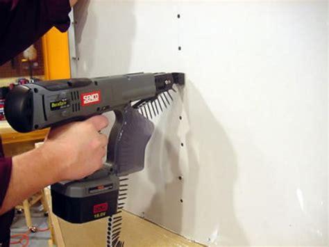 drywall tool screwgun diy