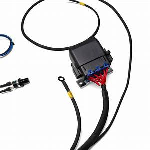 Chase Bays Dual Fan Relay Wiring Harness With 180 U00ba F Thermoswitch