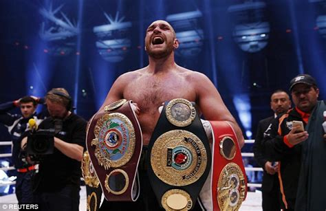 Des Lynam: Heavyweight boxer Tyson Fury has the name, but has he got the game? - Telegraph